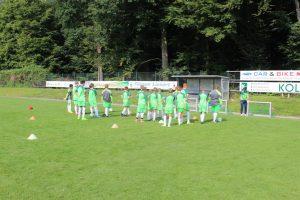 Meisterschaftsspiel Vorwärts Hiddingsel gegen SuS Hochmoor @ Sportplatz Am Wido